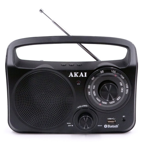 Преносимо радио Akai APR 85BT