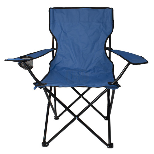 Къмпинг стол в син цвят Muhler CCD-0044