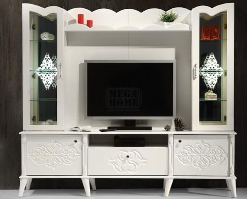 ТВ секция Abay Lavanta 210х43хh191 см