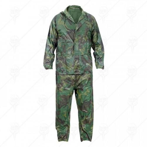 Дъждобран маскировъчен яке и панталон RANGER XXXL