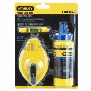 Зидарска чертилка Stanley 30 м комплект