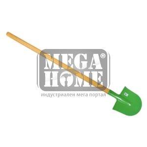 Строителна лопата с българска дръжка