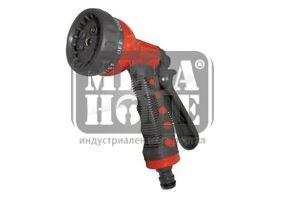 Пистолет за пръскане Top Garden 7 функции с накрайници