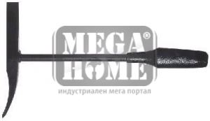 Чук за шлак 320 гр с  метална дръжка Zbirovia
