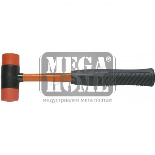 Чук пластмасов 1 кг с метална дръжка Zbirovia