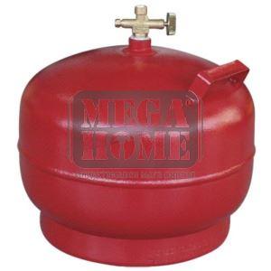 Газова бутилка 10 литра КОЛОС ValBG