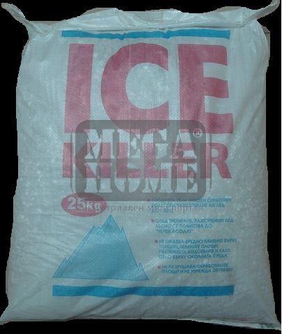 Препарат против лед и сняг  25 кг