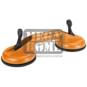 Вакуум дръжка PVC двойна 80кг Topex