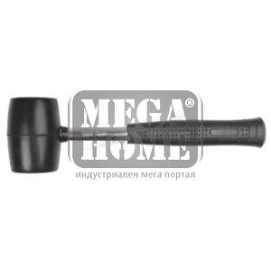 Чук гумен TOPEX 600гр. ф65 с метална дръжка