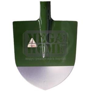 Лопата крива усилена с отвор за дръжка ф40 мм Yaparlar