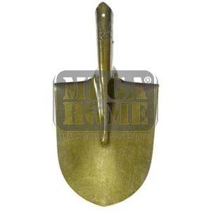 Лопата крива Gold с отвoр за дръжка ф40 мм Herly