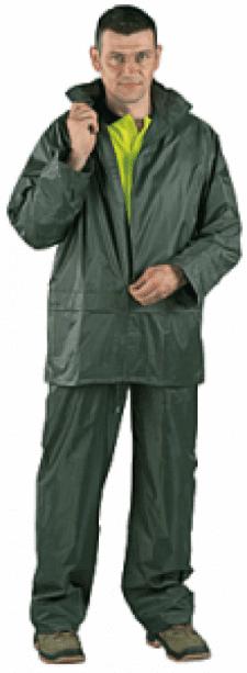 XL - зелен