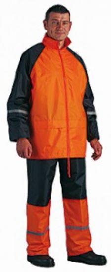XL - оранжев