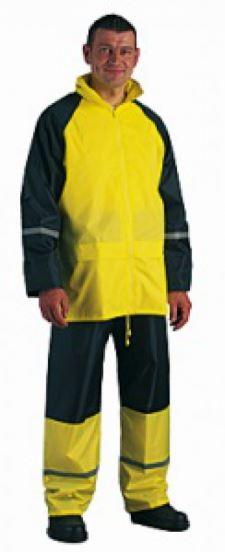 L - жълт