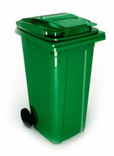 U2X 120L 120 л зелен