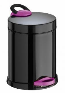 5 л, черно с лилаво
